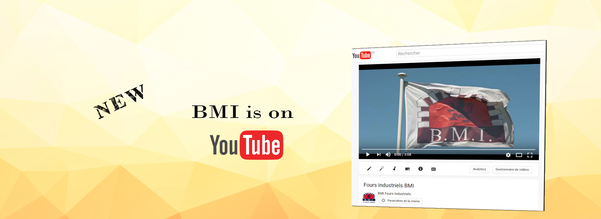 BMI on video